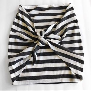 Sabo Skirt Milda Stripe Skirt